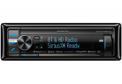 Kenwood - KDC-BT955HD - Car Stereos - Single Din