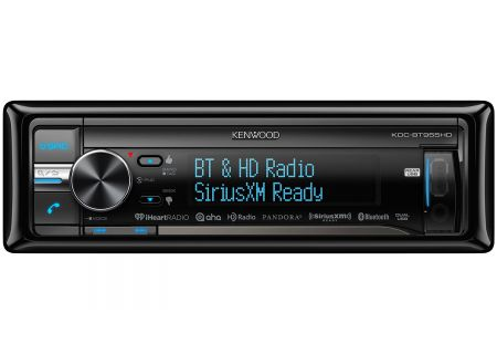 Kenwood - KDC-BT955HD - Car Stereos - Single DIN