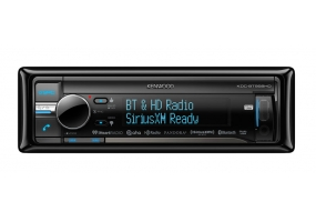 Kenwood - KDC-BT958HD - Car Stereos - Single Din