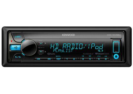 Kenwood - KDC-HD458U - Car Stereos - Single DIN