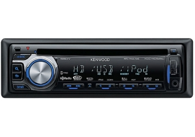 Kenwood - KDC-HD545U - Car Stereos - Single Din