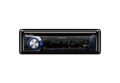 Kenwood - KDC-X395 - Car Stereos - Single DIN