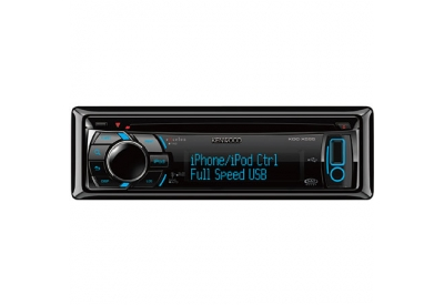 Kenwood - KDC-X595 - Car Stereos - Single Din