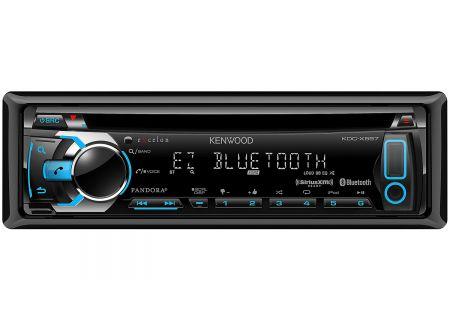 Kenwood - KDC-X597 - Car Stereos - Single DIN
