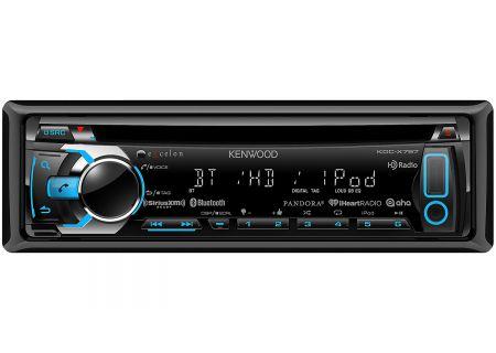 Kenwood - KDC-X797 - Car Stereos - Single DIN