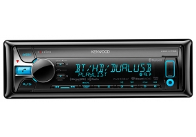 Kenwood - KDC-X798 - Car Stereos - Single Din