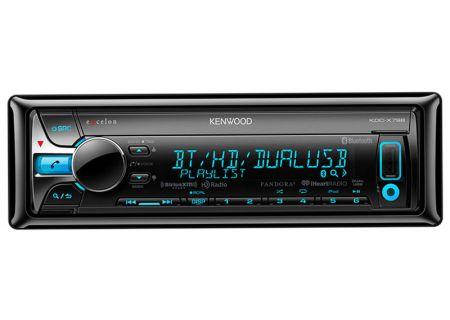 Kenwood - KDC-X798 - Car Stereos - Single DIN