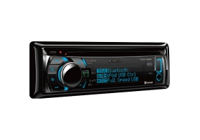 Kenwood - KDC-X895 - Car Stereos - Single Din