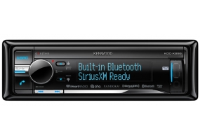 Kenwood - KDC-X898 - Car Stereos - Single Din