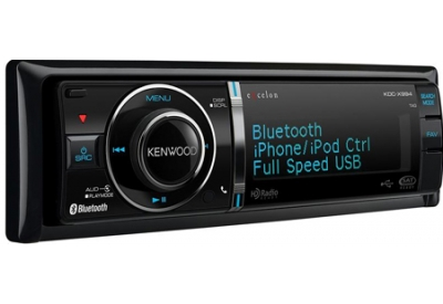 Kenwood - KDC-X994 - Car Stereos - Single Din