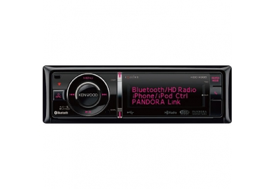 Kenwood - KDC-X995 - Car Stereos - Single Din