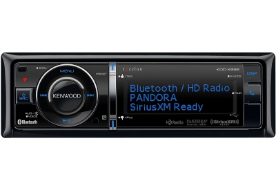 Kenwood - KDC-X996 - Car Stereos - Single DIN