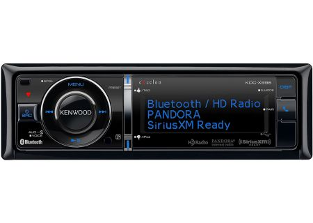 Kenwood - KDC-X996 - Car Stereos - Single DIN