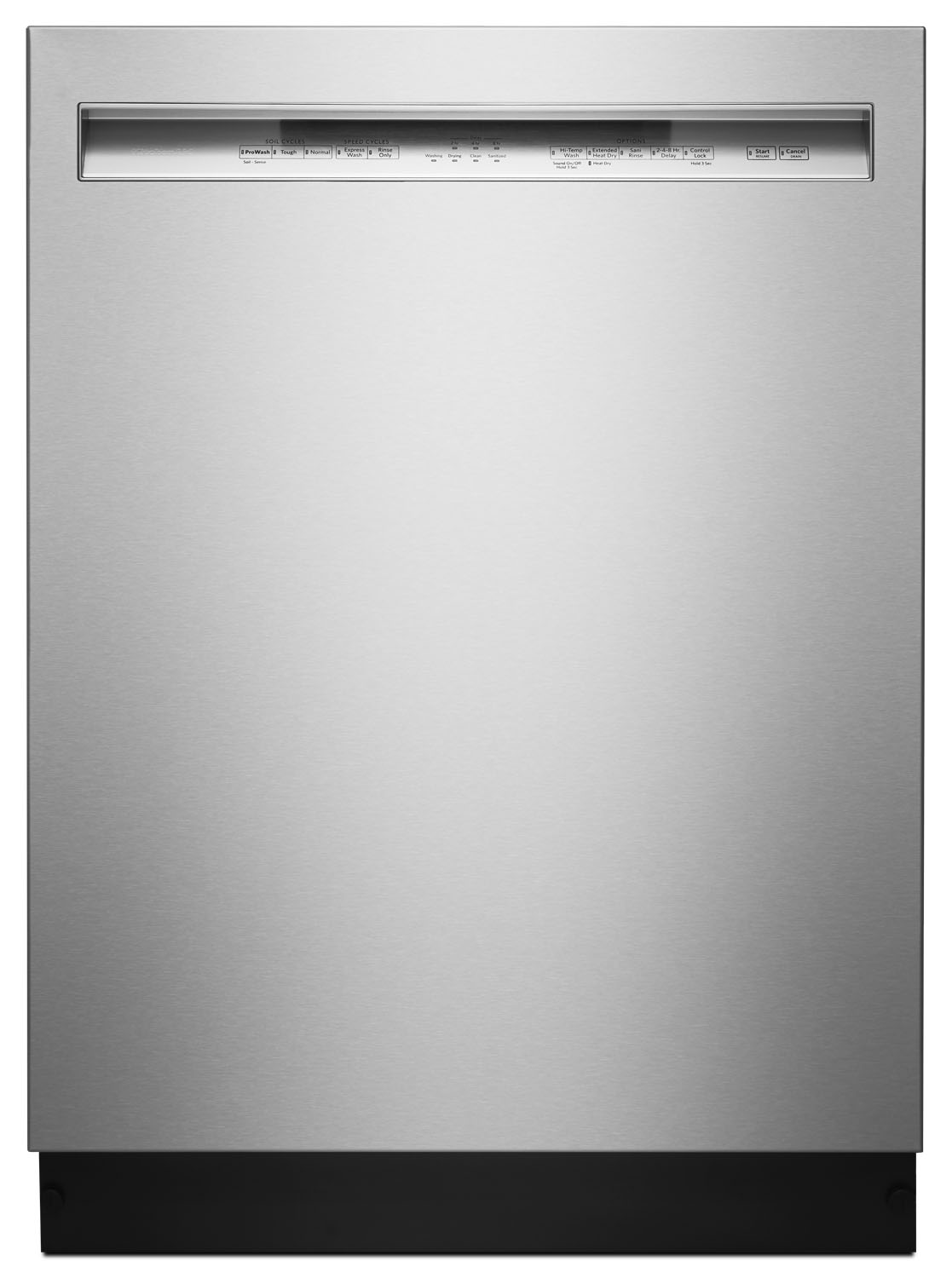 Kitchenaid 24 Premium Stainless Dishwasher Kdfe104hps