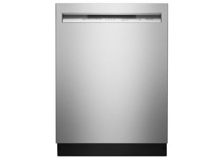 "KitchenAid 24"" Premium Stainless Steel Built-In Dishwasher - KDFE104HPS"