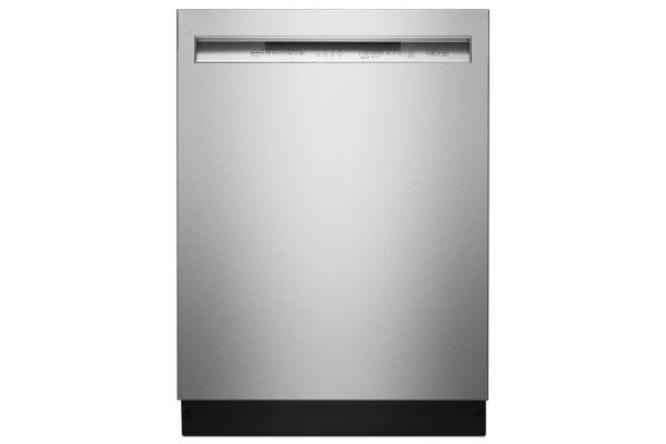 "Large image of KitchenAid 24"" PrintShield Stainless Steel Dishwasher With ProWash Cycle - KDFE104HPS"