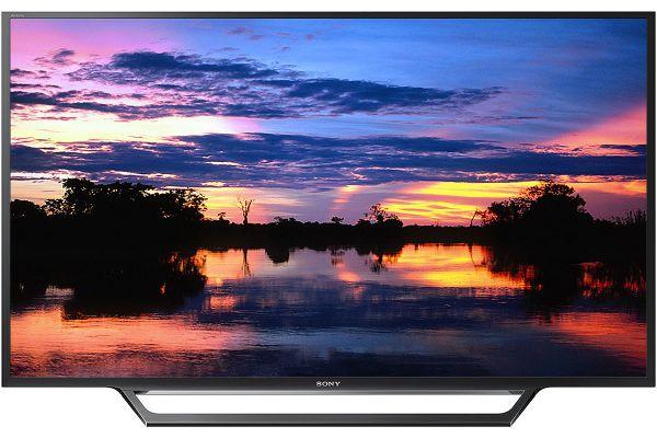 """Sony 32"""" Black LED 720P Smart HDTV - KDL-32W600D"""