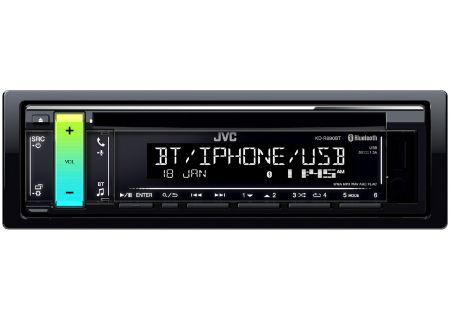 JVC Single DIN CD Receiver With Bluetooth - KD-R890BT