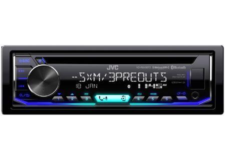 JVC - KD-R895BTS - Car Stereos - Single DIN