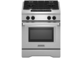 KitchenAid - KDRS407VSS - Dual Fuel Ranges