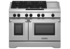 KitchenAid - KDRS483VSS - Dual Fuel Ranges
