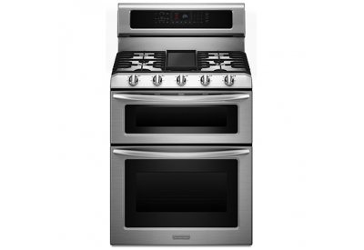 KitchenAid - KDRS505XSS - Dual Fuel Ranges