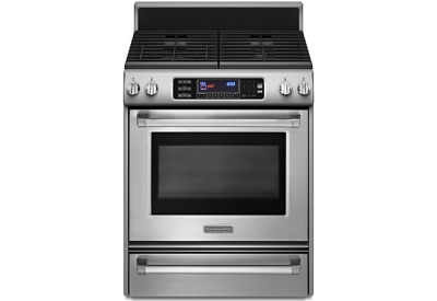 KitchenAid - KDRS807XSP - Dual Fuel Ranges