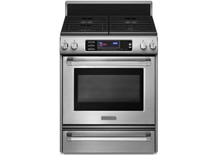 KitchenAid - KDRS807XSP - Dual Fuel Ranges