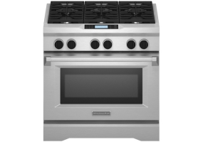KitchenAid - KDRU767VSS - Dual Fuel Ranges