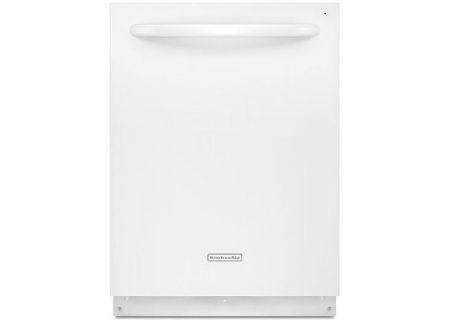 KitchenAid - KDTE104DWH - Dishwashers