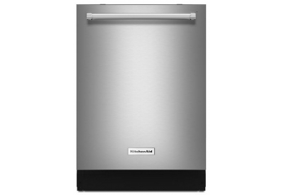 Kitchenaid 24 Quot Stainless Built In Dishwasher Kdte104ess