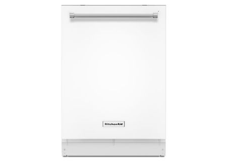 KitchenAid - KDTE104EWH - Dishwashers