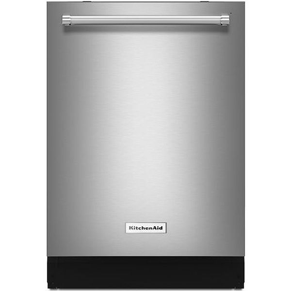 Kitchenaid 24 Stainless Steel Built In Dishwasher Kdte234gps