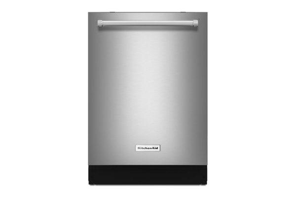 "KitchenAid 24"" Stainless Steel Built-In Dishwasher - KDTE254ESS"