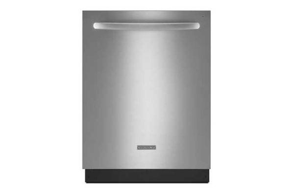 "KitchenAid 24"" Stainless Steel Dishwasher - KDTE334DSS"