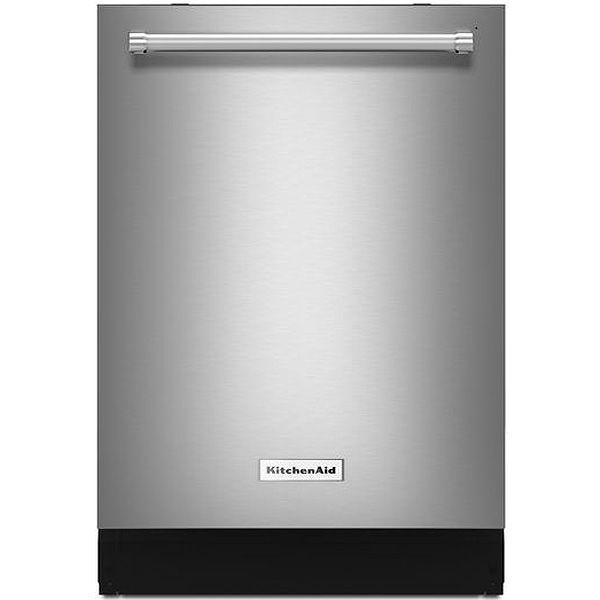 Kitchenaid 24 Stainless Steel Built In Dishwasher