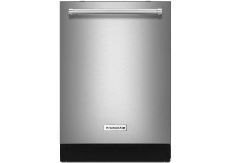 KitchenAid Stainless Steel Built-In Dishwasher - KDTM354ESS