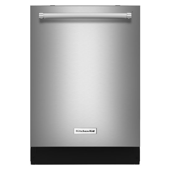 Kitchenaid Built In Stainless Dishwasher Kdtm404ess