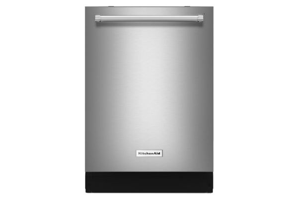 KitchenAid Built-In Stainless Steel Dishwasher - KDTM704ESS