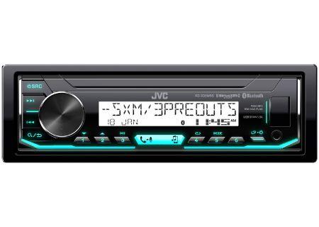 JVC Single DIN Digital Media Receiver With Bluetooth - KD-X35MBS
