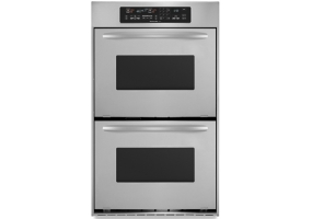 KitchenAid - KEBC247VSS - Built-In Double Electric Ovens