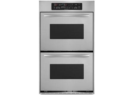 KitchenAid - KEBC247VSS - Double Wall Ovens