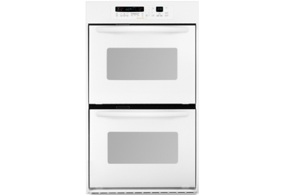 KitchenAid - KEBC247VWH - Double Wall Ovens