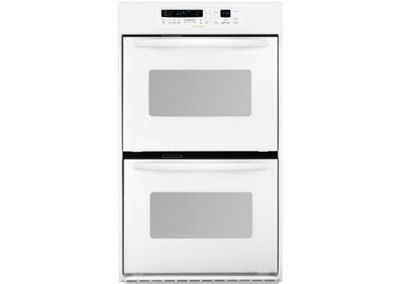 KitchenAid - KEBC247VWH - Double Wall Ovens