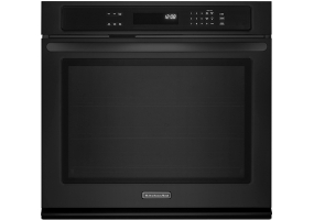 KitchenAid - KEBK101BBL - Built-In Single Electric Ovens