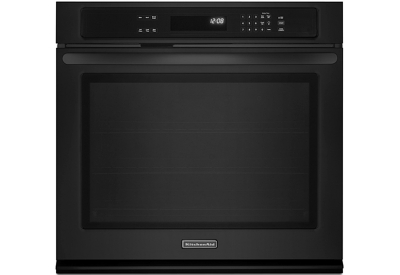 KitchenAid - KEBK101BBL - Single Wall Ovens