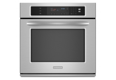 KitchenAid - KEBK171SSS - Single Wall Ovens