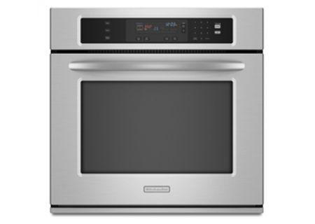 KitchenAid - KEBK171SSS - Single Wall Ovens