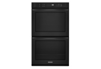 KitchenAid - KEBK206BBL - Double Wall Ovens