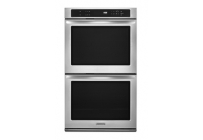 KitchenAid - KEBK206BSS - Double Wall Ovens